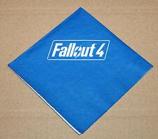 Fallout 4 Bethesda Promo Napkin Gamescom 2015