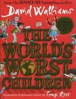 The World's Worst Children, Walliams, David, New Book