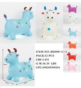 Bouncy caw - ECO-Friendly-Animal Bouncing Toy Inflatable Ride
