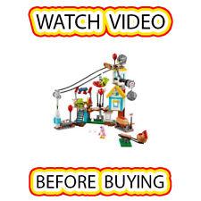 Lego Pig City Teardown Set 75824 The Angry Birds Movie