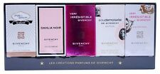 Les Creations Parfums De Givenchy 5 Pack 0.13 + 0.17 fl. oz. [Perfume Women] NEW