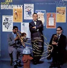 Lawrence Elliott, Al Cohn, Zoot Sims, Jazz Goes Broadway, RI of RCA Vik 1113 LP