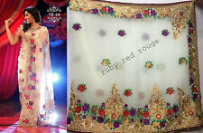 ACTUAL PICTURES LISTED- Indian Bollywood Elegant saree