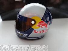 Minichamps :  Helmet Fomula 1 Red Bull Christian Klien 1:8