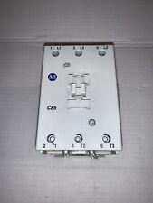 *NEW* ALLEN BRADLEY 100-C85D*00, 85AMP CONTACTOR, 24VDC COIL  -No Box-
