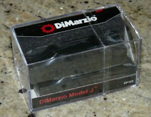 Dimarzio DP123 Model J Jazz Bass SET Pair Pickup fits Fender Squier Yamaha