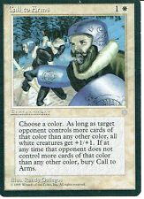 MAGIC THE GATHERING ICE AGE WHITE CALL TO ARMS