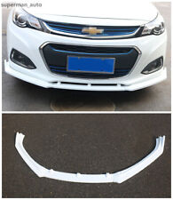 Front Bumper Around Grill Below Lips Cover Shovel For Chevrolet Malibu 2016-2018