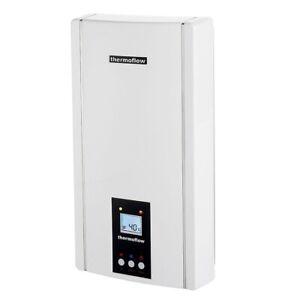 Thermoflow elektronischer Durchlauferhitzer 21 kW Boiler Elex 21 respekta