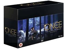 ONCE UPON A TIME The COMPLETE SERIES SEASONS 1-7 DVD BOXSET REGION 4
