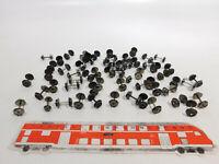 CN673-0,5# 60x H0/AC Spitz-Radsatz mit Scheibenräder (Märklin etc), s.g./NEUW
