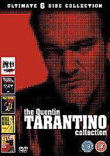 Quentin Tarantino Collection (DVD, 2011, 6-Disc Set)