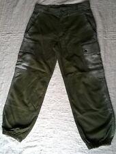 BOOBACK Peace Pantalon original multi-poches pour femme taille 36