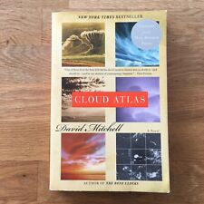 Cloud Atlas by David Mitchell, Paperback Book