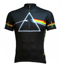 Pink Floyd Dark Side of the Moon Cycling Jersey Mens Primal Wear with Socks