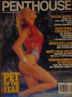 Penthouse January 1999     #AE8860+