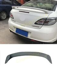 Factory Style Spoiler Wing ABS for 2009-2013 Mazda 6 Sedan Spoiler A