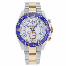 Rolex Yacht-Master II 116681 Acero & 18K Oro Rosa Reloj Automático para Hombres