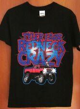 TYLER FARR Redneck Crazy small T shirt country tee 2013 Get My Pissed Off On