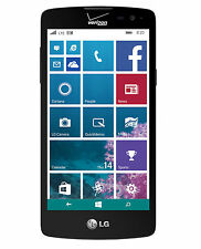 LG Lancet VW820 - 8GB - Blue (Verizon) Windows phone, Page Plus, Straight Talk