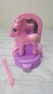 Play-Doh My Little Pony Pinkie Pie Pretty Parlor 2003 Mirror Vanity Accessories