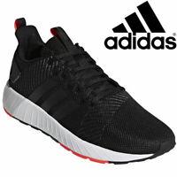 Adidas Questar BYD Men's Lightweight Running Fitness Shoes, Black, DB1567, NEW!