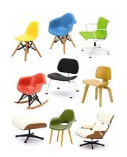 Miniature Designer Chair Collection 1/12 Scale Vol.3 all 9 assorted sets