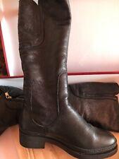 Salvatore Ferragamo Rialto2 Knee High  Winter Boots,  8 1/2 M, 9 1/2 US
