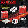Maxflow® Air Cabin Pollen Oil Filter Service Kit Fit Mazda 3 BM 2.5L Skyactiv-G