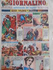 Il Giornalino n°13 1951 - Disegni di Beda [G393A]