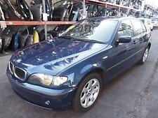 BMW 3 SERIES THROTTLE BODY 2.0LTR, N46 (N46B20B),PETROL E46, 318i, 04-07/06