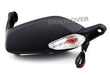 Brake side HandleBar Cover Handguard &Light For Ducati Hypermotard 820 2013-2015
