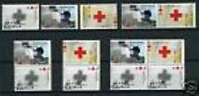 Nederland alle combinaties  uit  postzegelboekje 46  postfris/MNH