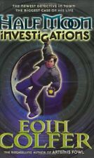 Half Moon Investigations,Eoin Colfer