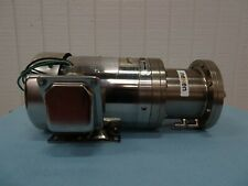 Sterling Sbo014pha Electric Motor 1hp 1720rpm 3ph 60hz 208 230460v Frame 56c