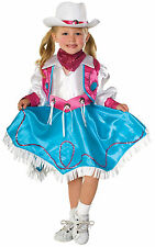 Rodeo Princess Cowgirl Western Girls Costume L