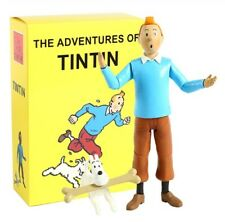 Figurine de collection Articulée Les Aventures de Tintin et Milou -NEUVE- 18,5CM