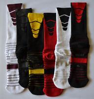 (2-PACK) Nike Mens Elite Dri-Fit Performance Crew Socks PSX300 PICK SIZE & COLOR