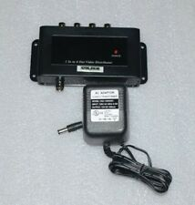 VID-DIST 1 In to 4 Out Video Amplifier VID-AMP VID-4AMP