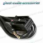 Vauxhall CD30 CD70 CDC40 DVD 90NAVI Car Stereo AUX-In Input Adapter Connector
