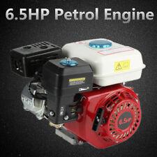 6,5 PS 4,8 KW Benzinmotor Standmotor Kart Motor 4-Takt 1 Zylinder E-Start 20mm