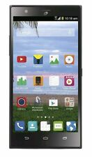 "Net10 ZTE Lever 6"" LTE phablet free $50 5gb monthly service activted Verizon net"