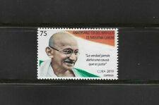 2019 Mahatma Gandhi Stamp Caribbean Island Mnh