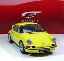 Porsche 911 2.7 RS Carrera Touring Baujahr 1973 light- jellow 1:12 GT Spirit