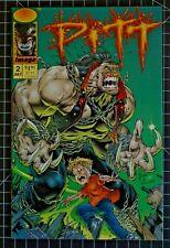 Pitt #2 NM- (Jul 1993, Image Comics)