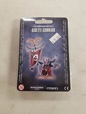 Warhammer 40K Tyranid Genestealer Cult ACOLYTE ICONWARD free shipping