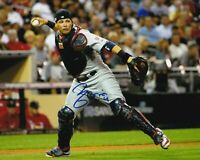 Yadier Molina 8x10 SIGNED PHOTO AUTOGRAPHED ( Cardinals ) REPRINT