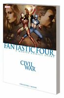 CIVIL WAR FANTASTIC FOUR TP NEW PTG MARVEL COMICS TPB NEW