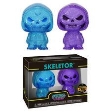 Masters of the Universe Skeletor Blue & Purple XS Hikari Vinyl Figures Set of 2
