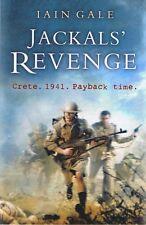 JACKALS' REVENGE (Peter Lamb #2) Iain Gale NEW Crete 1941 Payback Time FREE POST